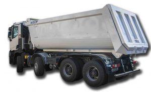 Tipper vehicle capacity of 20m3 - ATRIK KIP 20