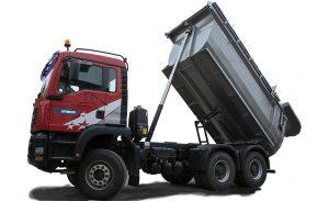 Kiper vozilo zapremine 15m3 - ATRIK KIP 20