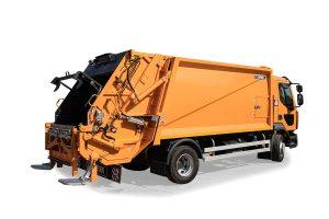 Press loading garbage vehicle ATRIK type R3PL