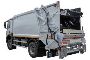 Press loading garbage vehicle ATRIK type R3P