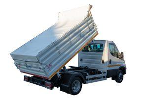 Tipper vehicle - ATRIK KIP 4