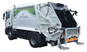 Press loading garbage vehicle ATRIK type R3PL ŠO