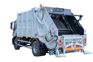 Press loading garbage vehicle ATRIK type R2P
