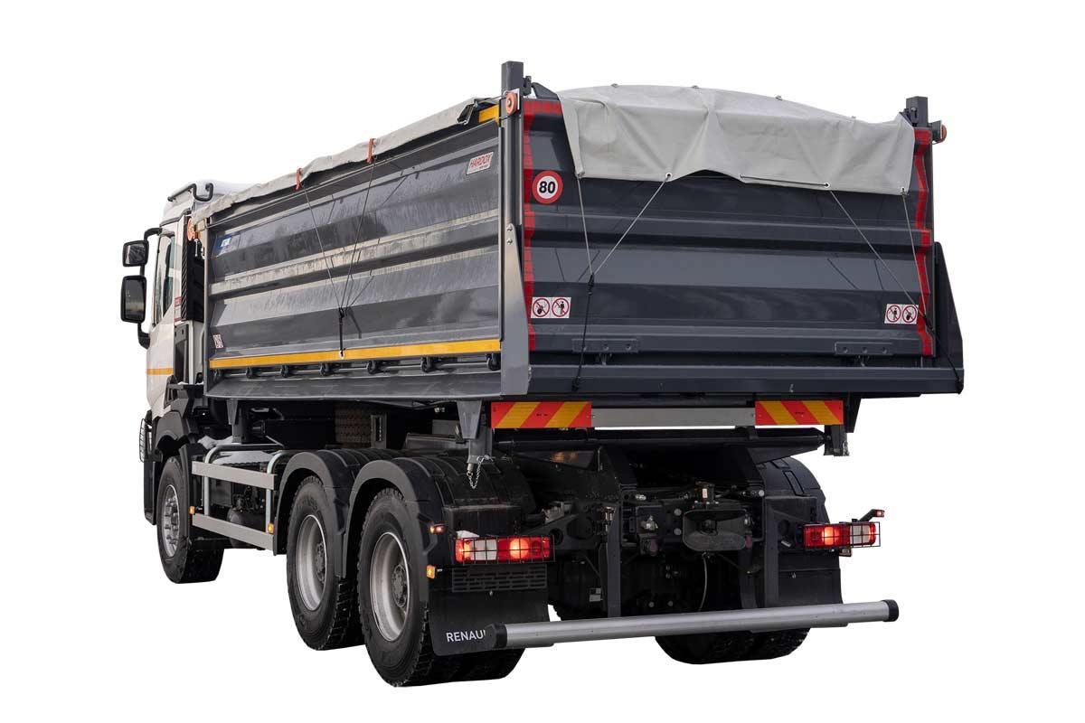 Tipper truck ATRIK KIP 14