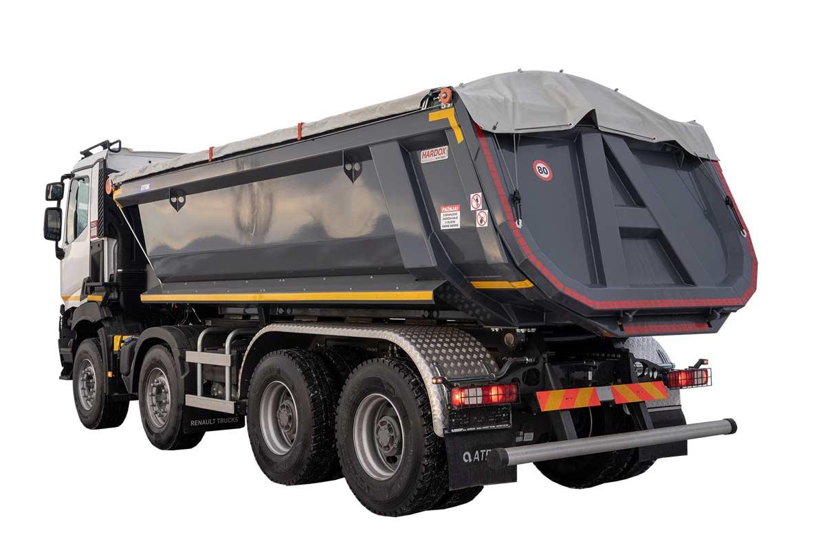 Tipper truck ATRIK KIP 18