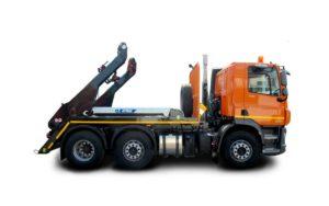 Skipploader ATRIK type SN16 lifting capacity of 16 tonnes