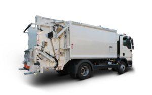 Press loading garbage vehicle ATRIK type R2PL